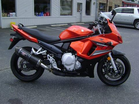 2009 Suzuki GSX650F in Asheville, North Carolina