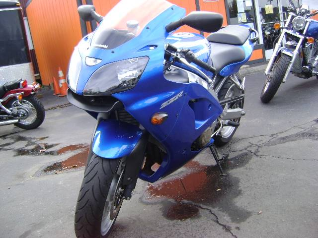 2008 Kawasaki ZZR®600 in Asheville, North Carolina