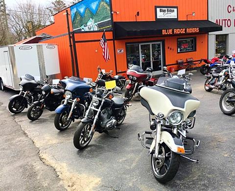 2007 Suzuki Boulevard C50 in Asheville, North Carolina