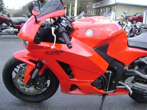 2013 Honda CBR®600RR in Asheville, North Carolina