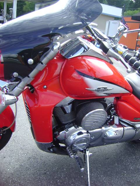 2013 Suzuki Boulevard M109R Limited Edition in Asheville, North Carolina