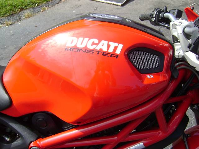 2011 Ducati Monster 696 in Asheville, North Carolina