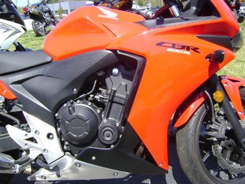 2014 Honda CBR®500R in Asheville, North Carolina