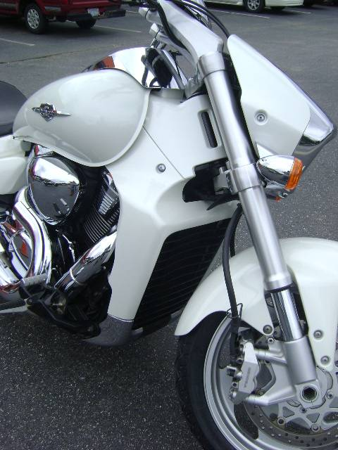 2007 Suzuki Boulevard M109R in Asheville, North Carolina