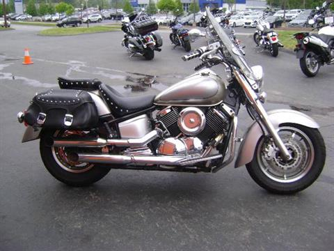 2006 Yamaha V Star® 1100 Silverado® in Asheville, North Carolina