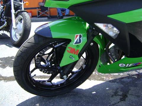 2015 Kawasaki Ninja® 300 in Asheville, North Carolina