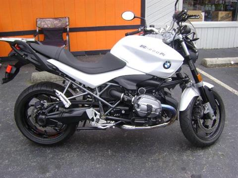 2014 BMW R 1200 R in Asheville, North Carolina