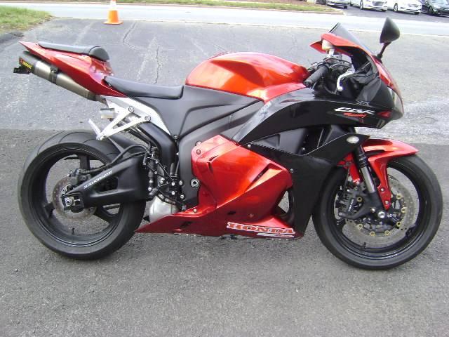 2009 CBR600RR