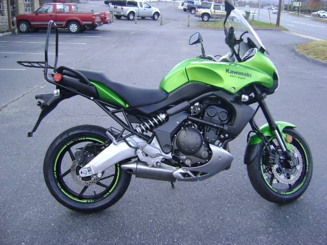 Used 2009 Kawasaki Versys™ Motorcycles in Asheville, NC | Stock ...