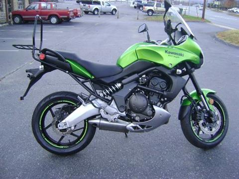 2009 Kawasaki Versys™ in Asheville, North Carolina