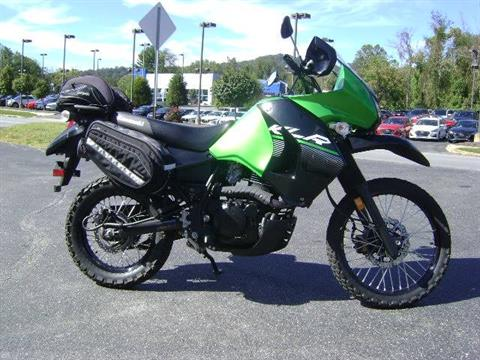 2015 Kawasaki KLR™650 in Asheville, North Carolina