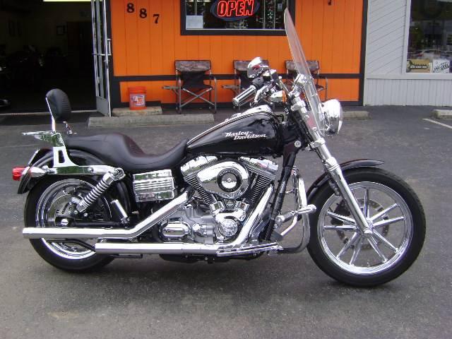 2008 Dyna Super Glide
