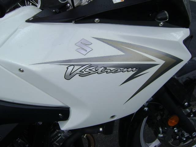 2011 Suzuki V-Strom 650 ABS in Asheville, North Carolina