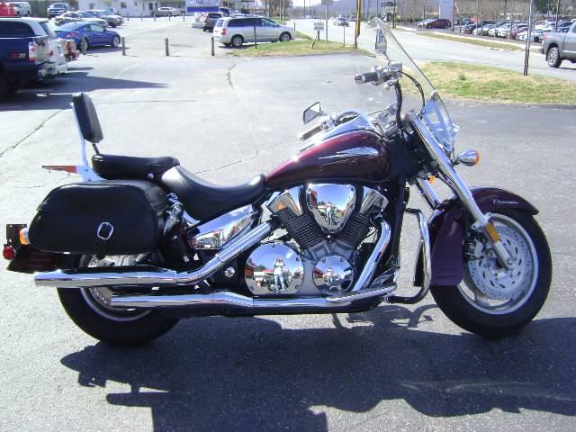 2009 VTX1300T
