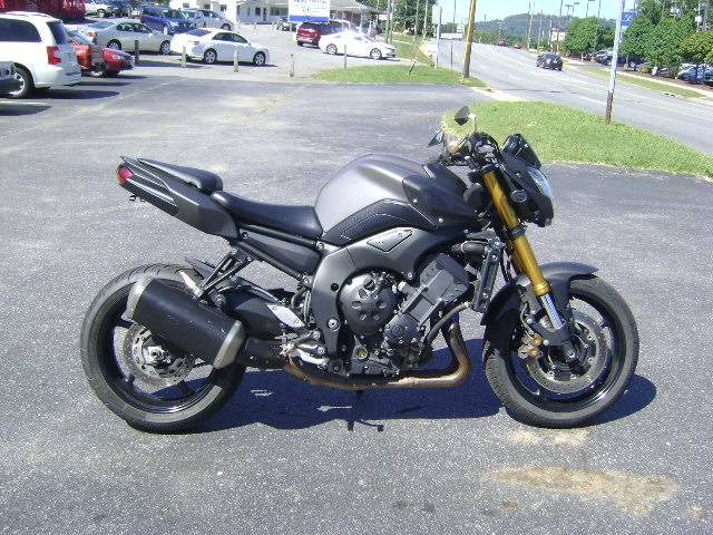 Used 2012 Yamaha FZ8 Motorcycles in Asheville, NC | Stock Number ...