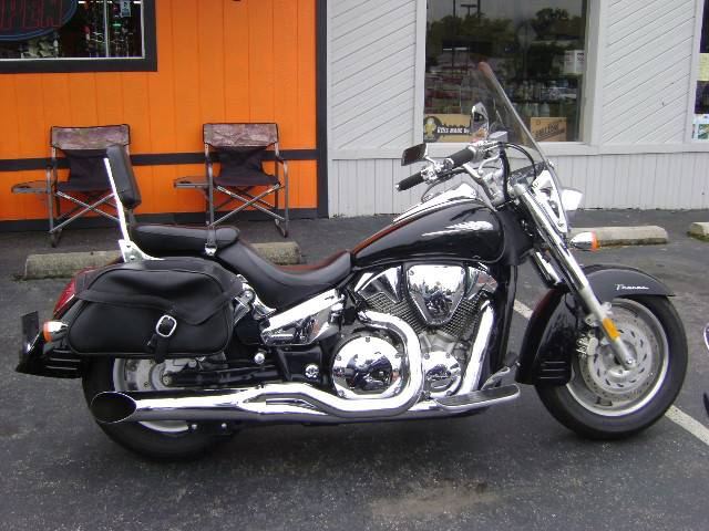 2008 VTX1300T