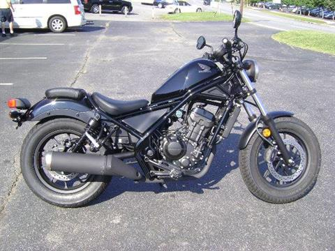 2017 Honda Rebel 300 in Asheville, North Carolina