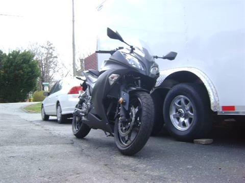 2016 Kawasaki Ninja 300 in Asheville, North Carolina