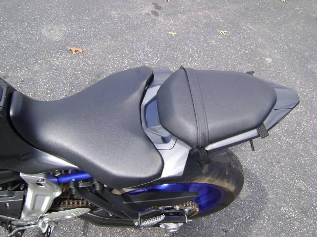 2015 Yamaha FZ-07 in Asheville, North Carolina