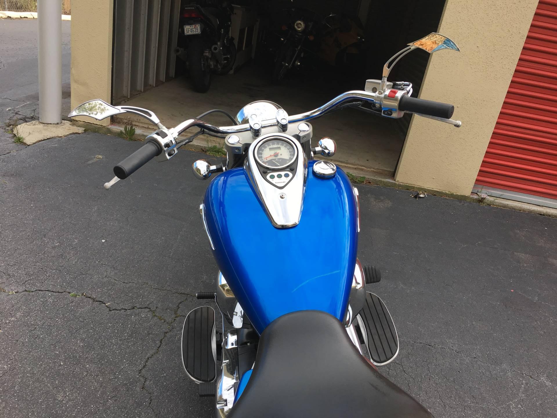 2009 Kawasaki Vulcan® 900 Classic in Asheville, North Carolina