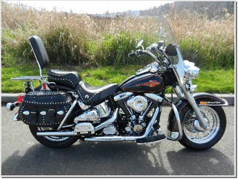 1992 Harley-Davidson Heritage Softail Classic in Asheville, North Carolina