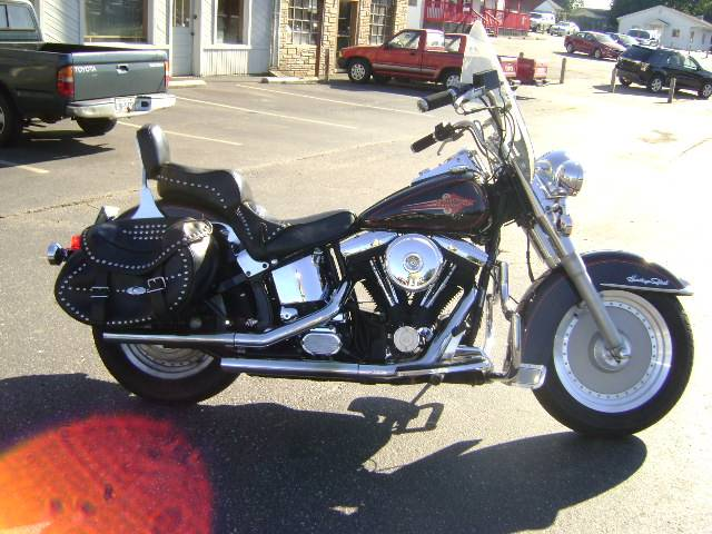 used 1992 harley-davidson heritage softail classic motorcycles in