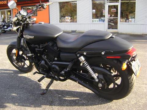 2015 Harley-Davidson Street™ 500 in Asheville, North Carolina