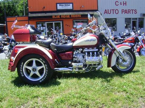 1998 Honda Valkyrie 1500 Lehman Trike in Asheville, North Carolina