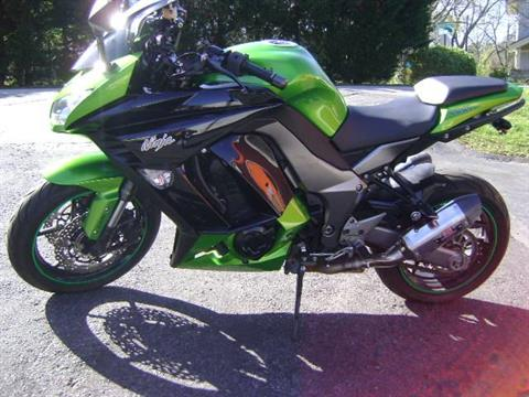 2012 Kawasaki Ninja® 1000 ABS in Asheville, North Carolina