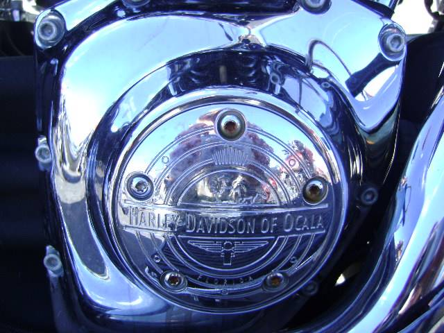 2007 Harley-Davidson Road King Custom in Asheville, North Carolina