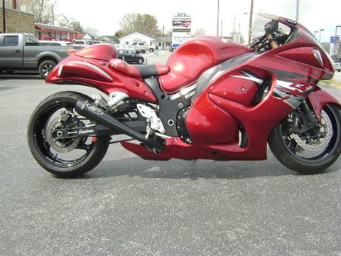 2012 Suzuki Hayabusa  LTD in Asheville, North Carolina