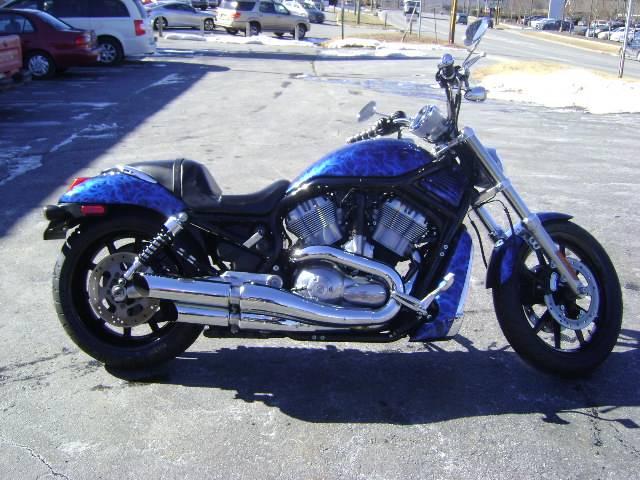 2004 VRSCA V-Rod