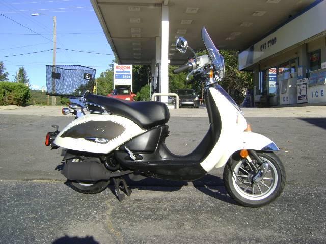 2007 mojito custom 150