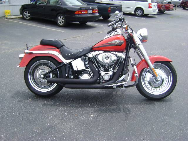2010 Softail Fat Boy
