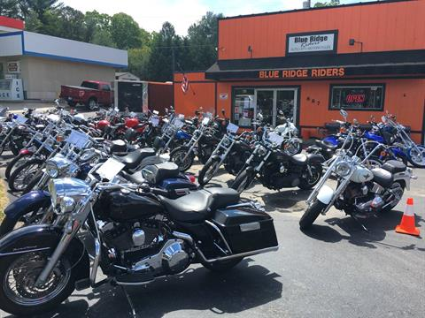 2014 Harley-Davidson Ultra Limited in Asheville, North Carolina