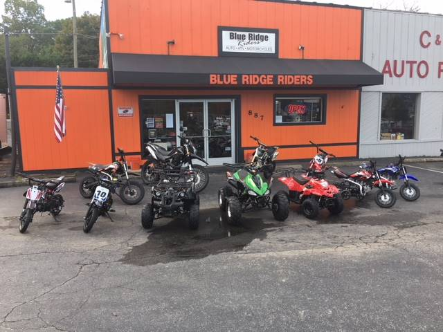 2018 C&D Kids ATVs and Dirt Bikes in Asheville, North Carolina