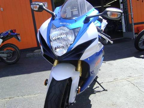 2014 Suzuki GSX-R750™ in Asheville, North Carolina