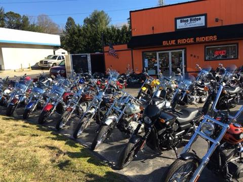 2016 Harley-Davidson SuperLow® in Asheville, North Carolina
