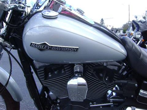 2014 Harley-Davidson Dyna® Super Glide® Custom in Asheville, North Carolina