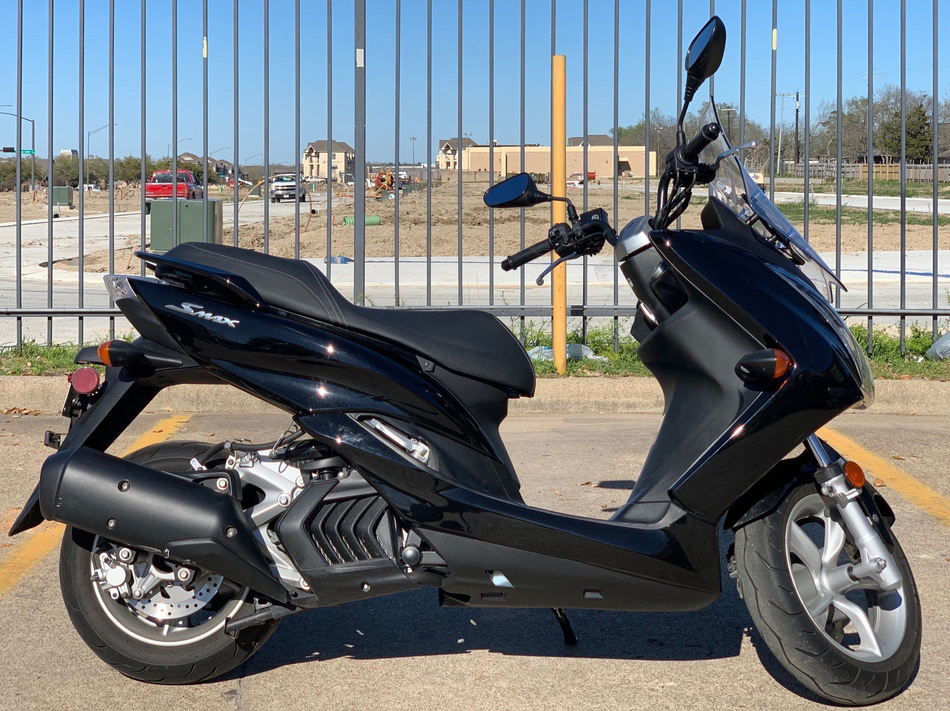 2018 Yamaha SMAX in College Station, Texas - Photo 3