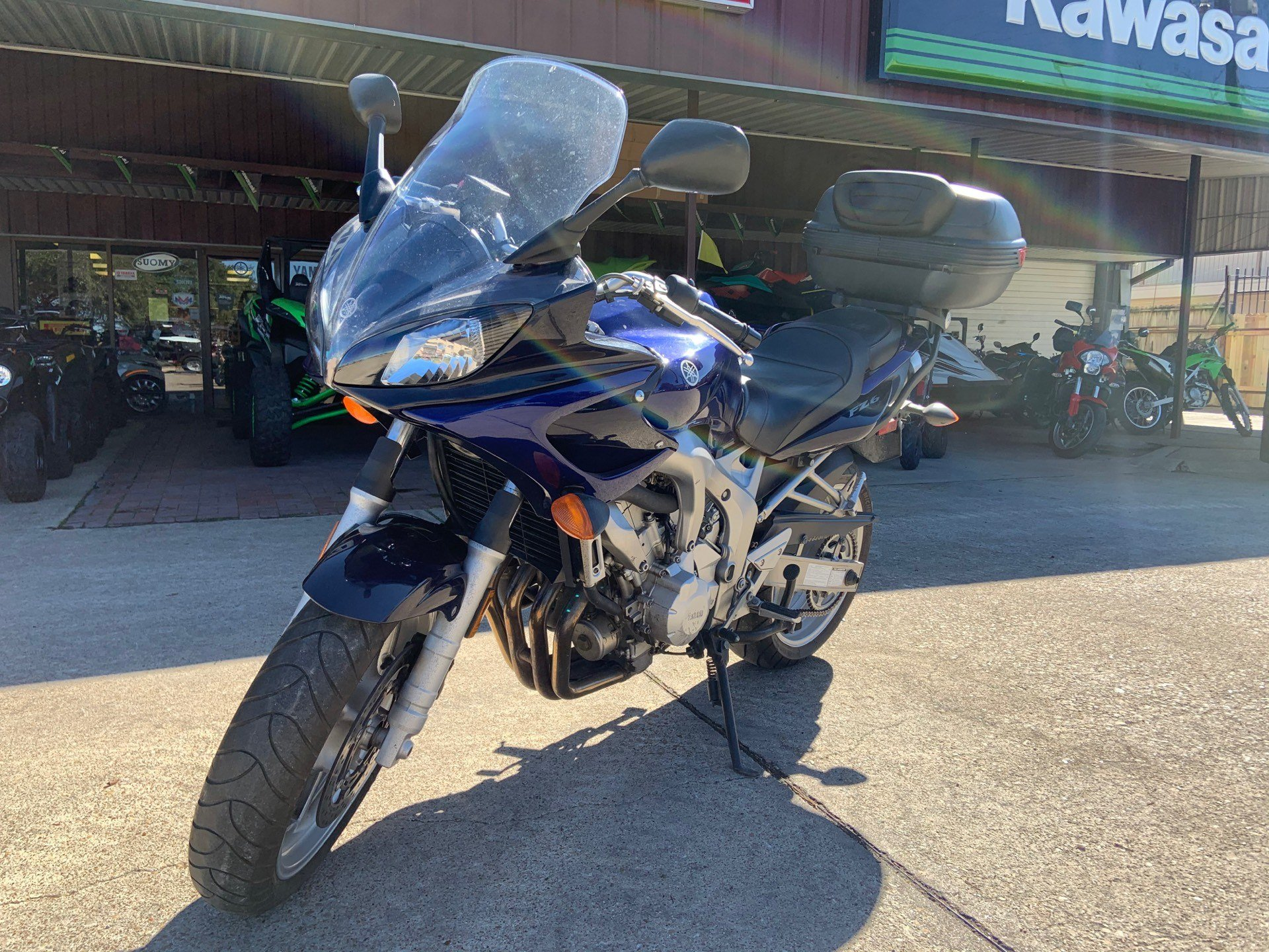 2005 Yamaha FZ6 in College Station, Texas - Photo 1