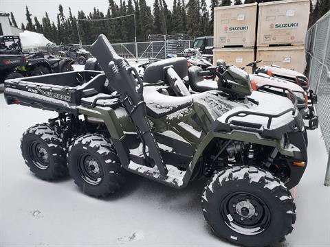 2019 Polaris Sportsman 6x6 Big Boss 570 EPS in Soldotna, Alaska