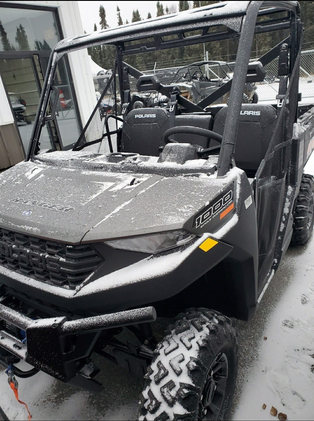2020 Polaris Ranger 1000 Premium Winter Prep Package in Soldotna, Alaska - Photo 1