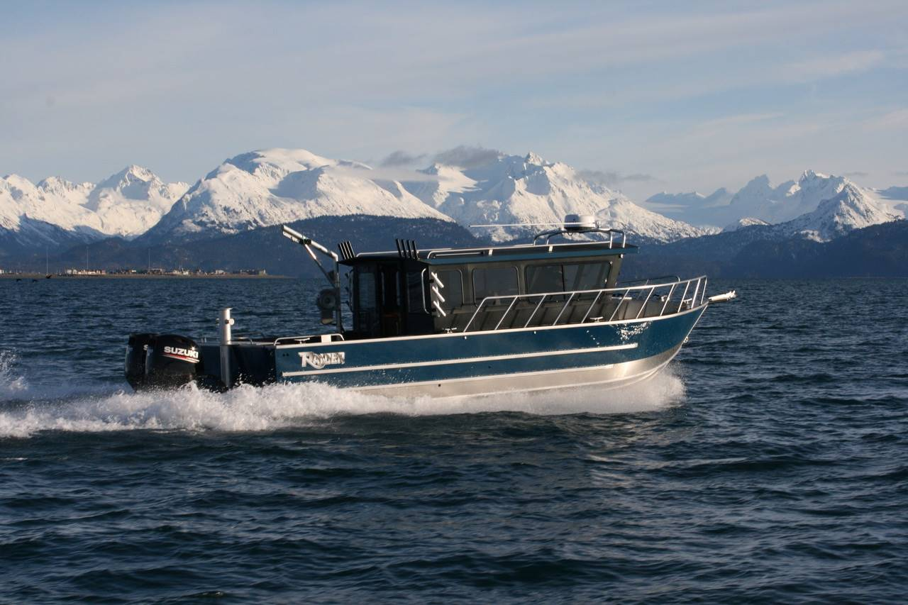 "2021 Raider Boats 30 Offshore  ""SOLD"" in Soldotna, Alaska - Photo 1"