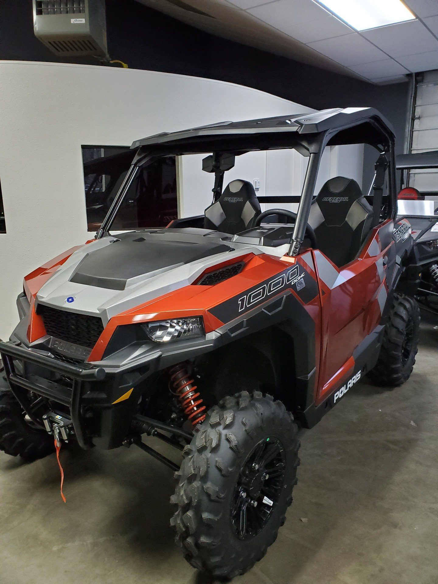 2019 Polaris General 1000 EPS Deluxe in Soldotna, Alaska - Photo 1