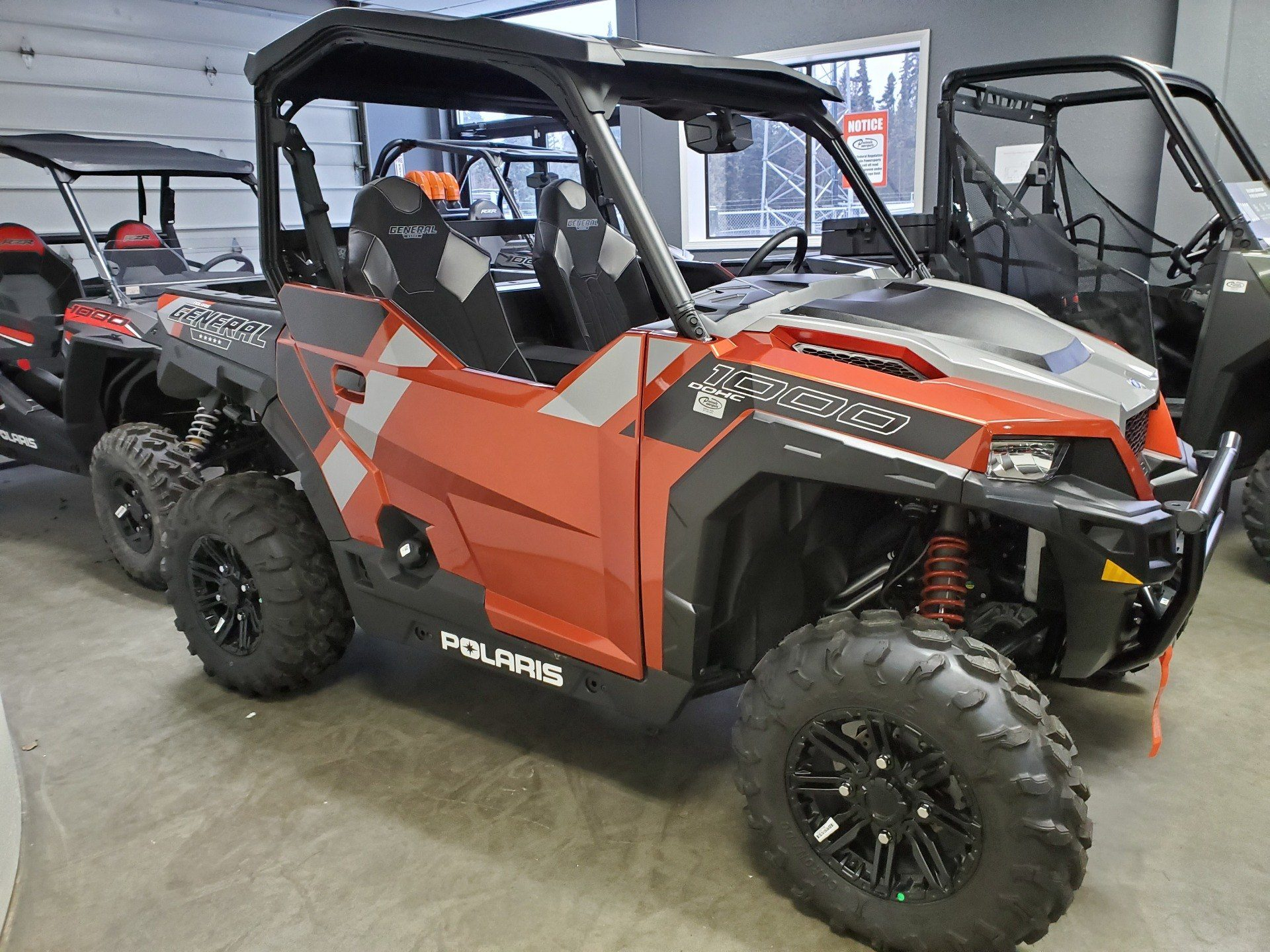 2019 Polaris General 1000 EPS Deluxe in Soldotna, Alaska - Photo 2