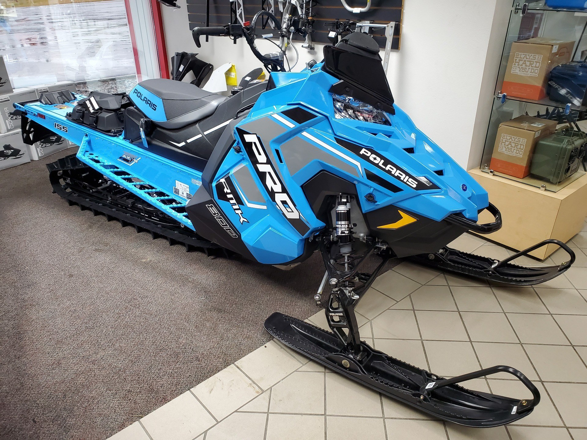 2020 Polaris 800 PRO-RMK 155 SC in Soldotna, Alaska - Photo 2