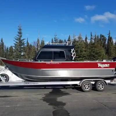 "2020 Raider Boats 2384 Coastal  ""On Order"" in Soldotna, Alaska"
