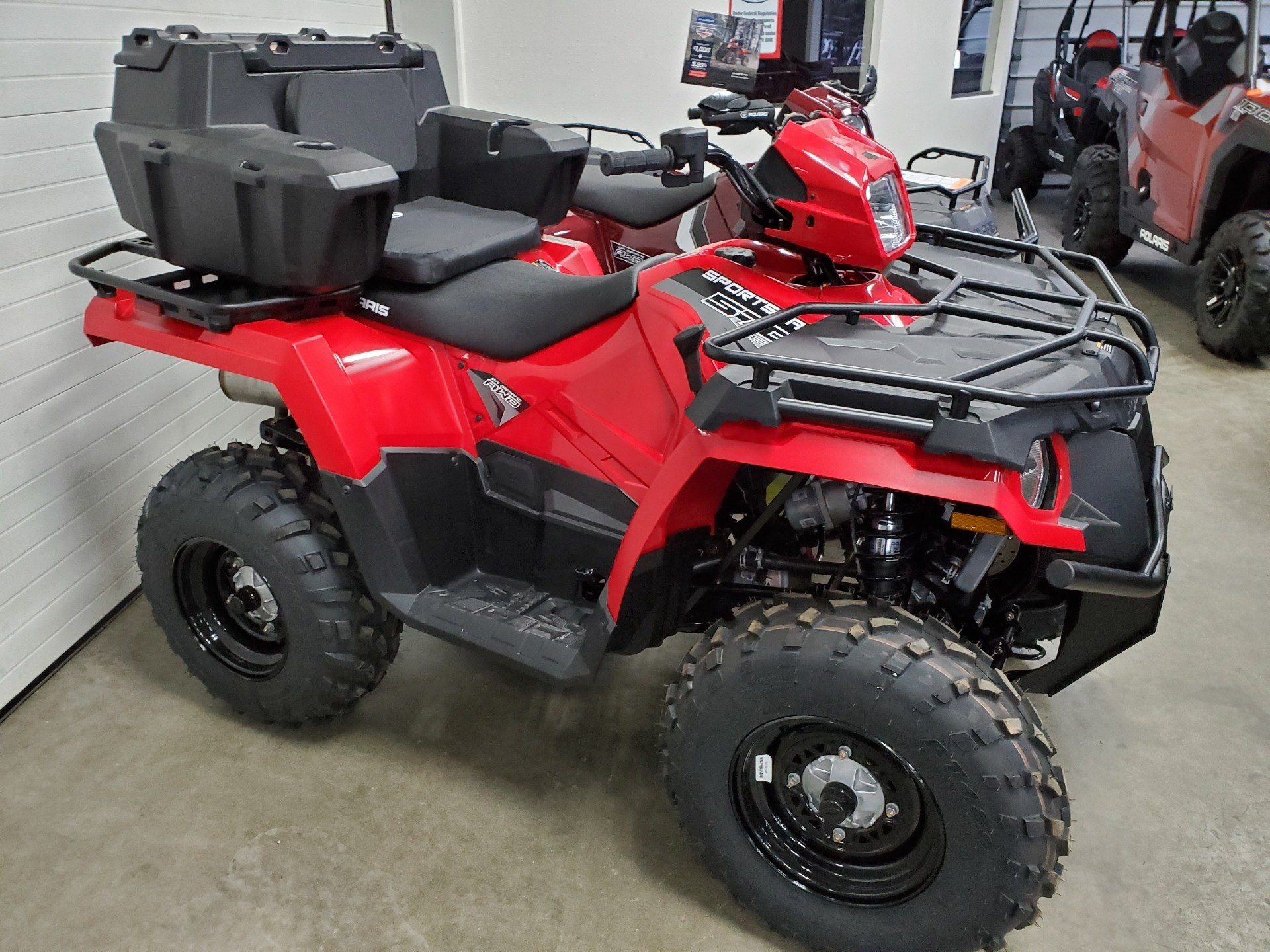 2020 Polaris Sportsman 570 EPS Utility Package in Soldotna, Alaska - Photo 2