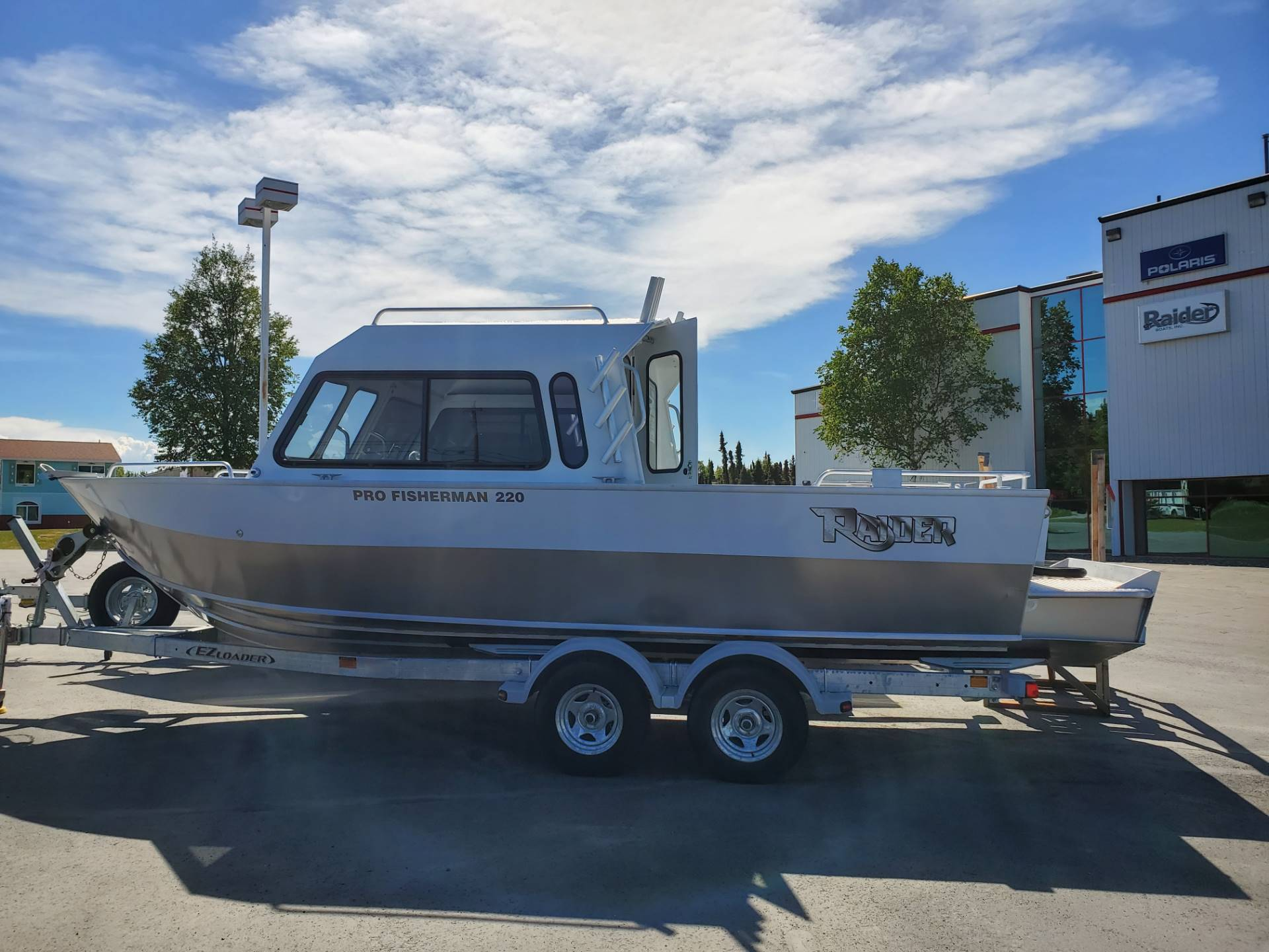 2019 Raider Boats 220 Pro Fisherman SOLD!!!!! in Soldotna, Alaska - Photo 1
